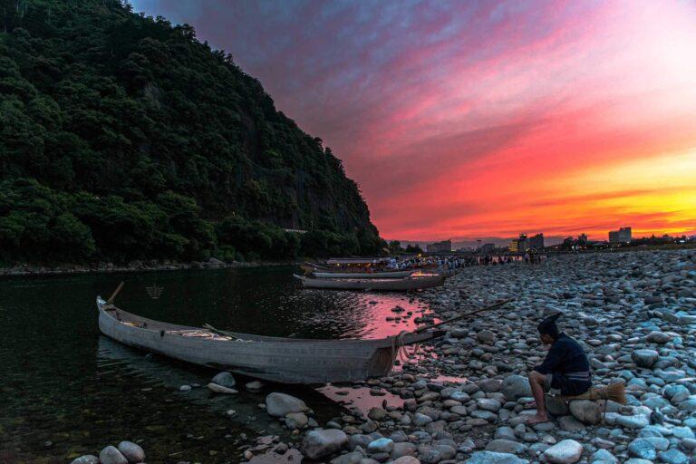 ぎふ長良川鵜飼1