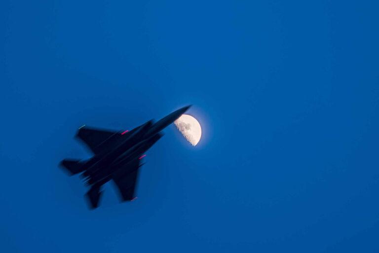 岐阜基地夜間飛行訓練