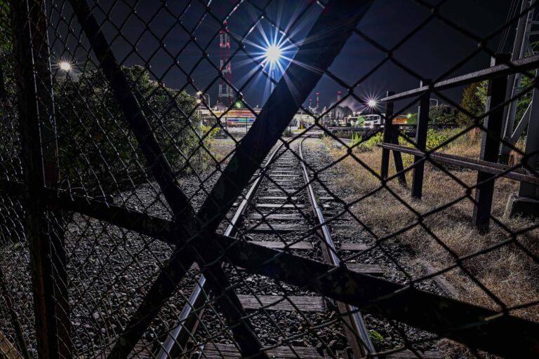 四日市工場夜景7(三重県)